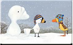 Duck & Goose: Snowgoose